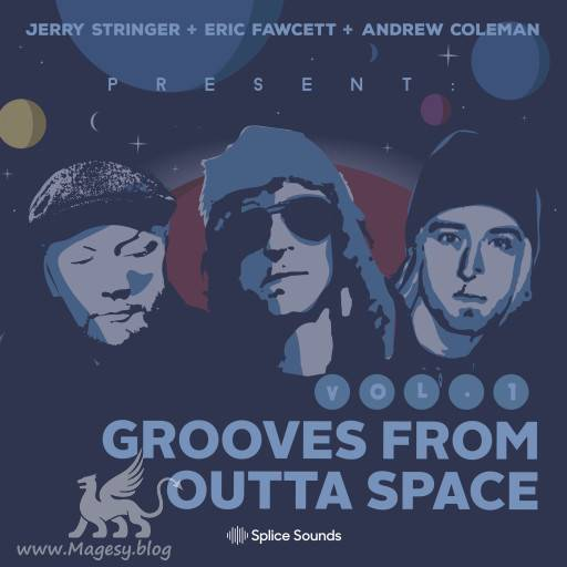 Grooves From Outta Space Vol.1