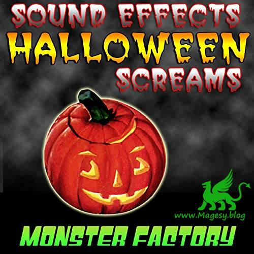 Halloween Screams Sound Effects FLAC