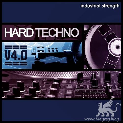 Hard Techno 4.0 WAV MiDi MASSiVE