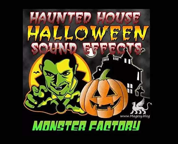 Haunted House Halloween Sound Effects FLAC