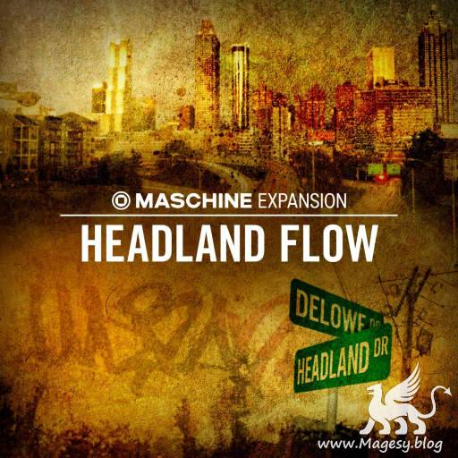 Headland Flow v2.0.1 MASCHiNE EXPANSiON