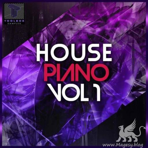 House Piano Vol.1 WAV-FANTASTiC