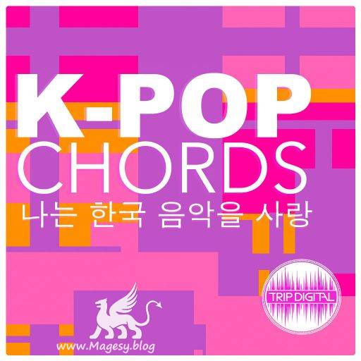 K-POP Chords WAV-FANTASTiC
