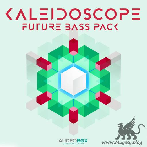 Kaleidoscope: Future Bass WAV SYLENTH1