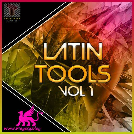 Latin Tools Vol.1 WAV-FANTASTiC
