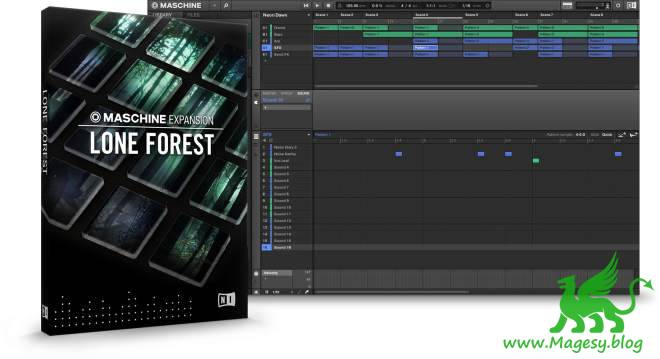 Lone Forest v2.0.1 MASCHiNE