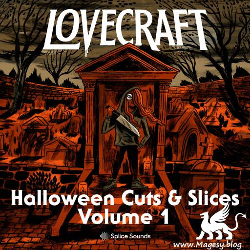 Lovecraft Halloween Cuts And Slices Vol.1 WAV-FLARE