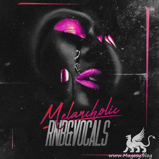 Melancholic RnB And Vocals WAV MiDi-DiSCOVER