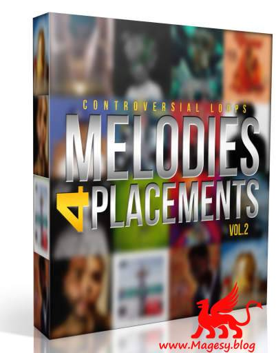 Melodies For Placements Vol.2 WAV MiDi-FLARE