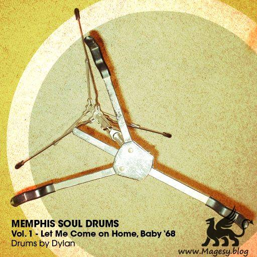 Memphis Soul Drums Vol.1 WAV-DECiBEL