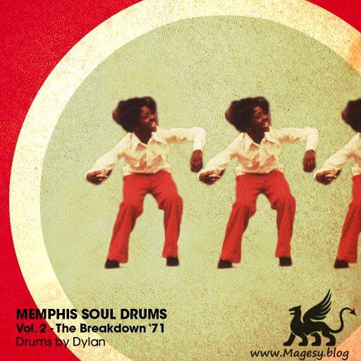 Memphis Soul Drums Vol.2 WAV-DECiBEL