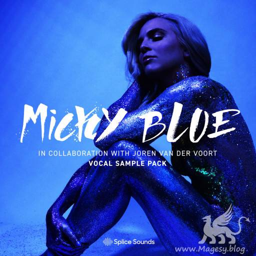 Micky Blue Vocal Pack WAV-FLARE