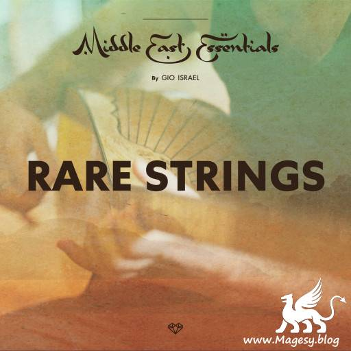 Middle East Essentials: Rare Strings WAV-FLARE