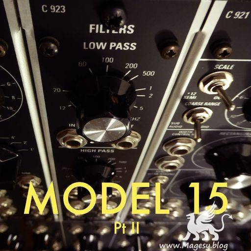 Model 15 Pt II WAV-FANTASTiC