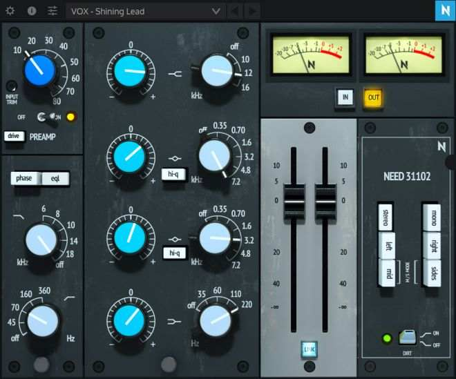 Need 31102 Console EQ v1.7.1 WiN MAC-R2R