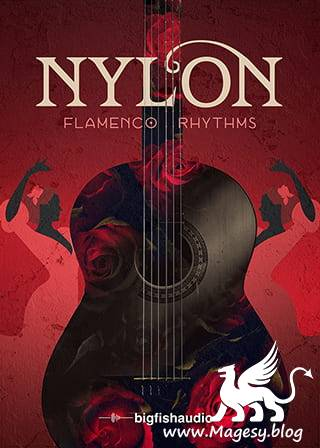 Nylon: Flamenco Rhythms MULTiFORMAT
