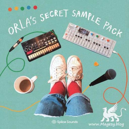 Orlas Secret Samples WAV-FLARE