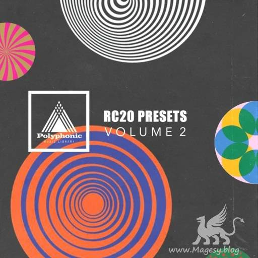 Polyphonic RC-20 Preset Pack Vol.2