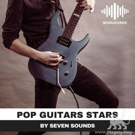 Pop Guitars Stars WAV-DiSCOVER