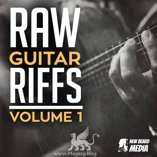 Raw Guitar Riffs Vol.1 WAV-FANTASTiC