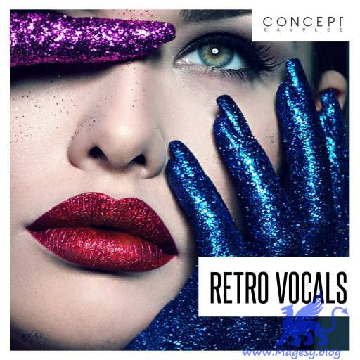 Retro Vocals WAV-FLARE