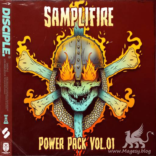 Samplifire Power Pack Vol.1 WAV-FLARE