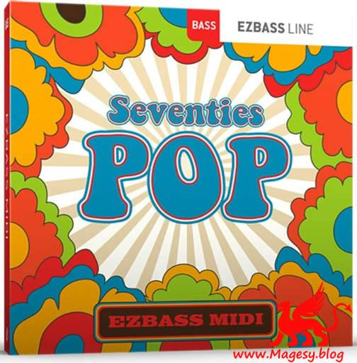 Seventies Pop EZbass MiDi