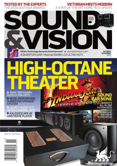 Sound And Vision-October-November 2020