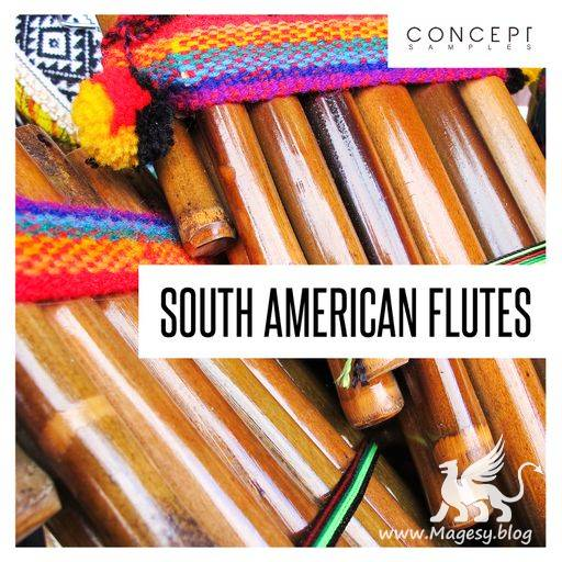 South American Flutes WAV-FLARE