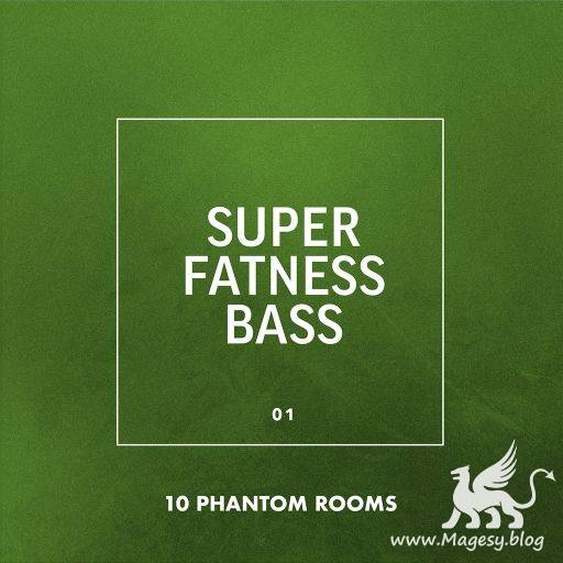Super Fatness Bass 01 WAV-FANTASTiC