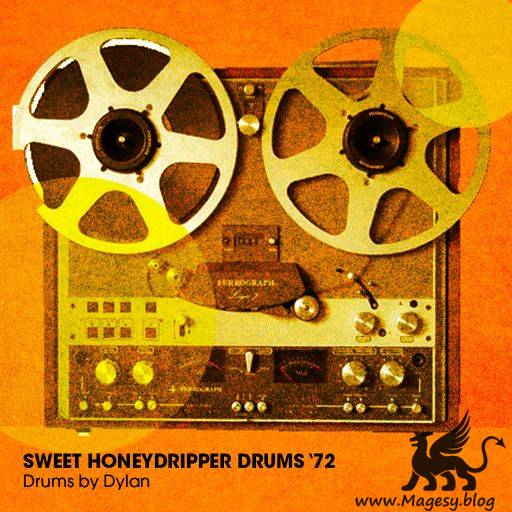 Sweet Honeydripper Drums 72 WAV-DECiBEL