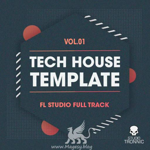 Tech House FL STUDiO TEMPLATE