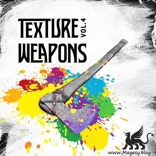 Texture Weapons Vol.4 WAV