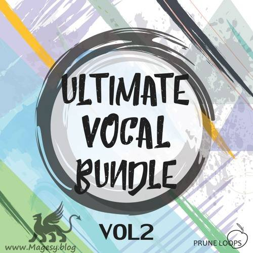 Ultimate Vocal Bundle Vol.2 WAV MiDi