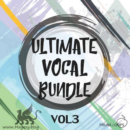 Ultimate Vocal Bundle Vol.3 WAV MiDi-DECiBEL