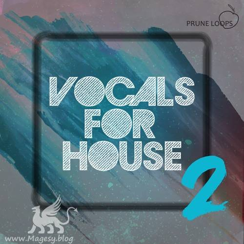 Vocals For House Vol.2 WAV MiDi-DECiBEL