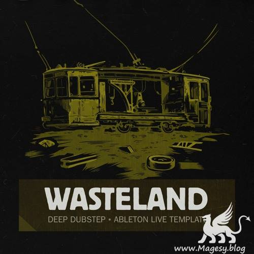 Wasteland ABLETON TEMPLATE WAV