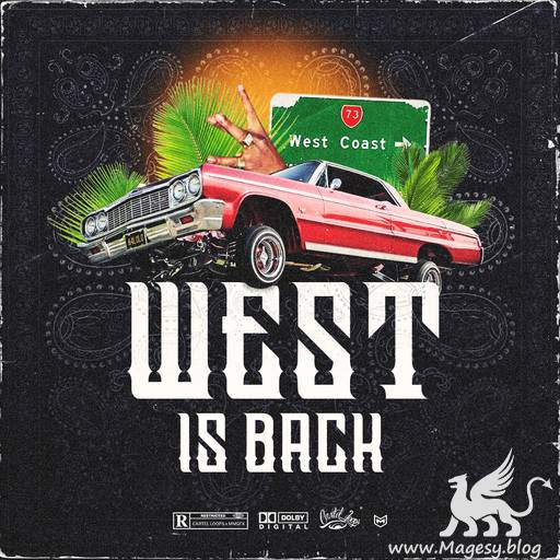 West Is Back WAV-FLARE