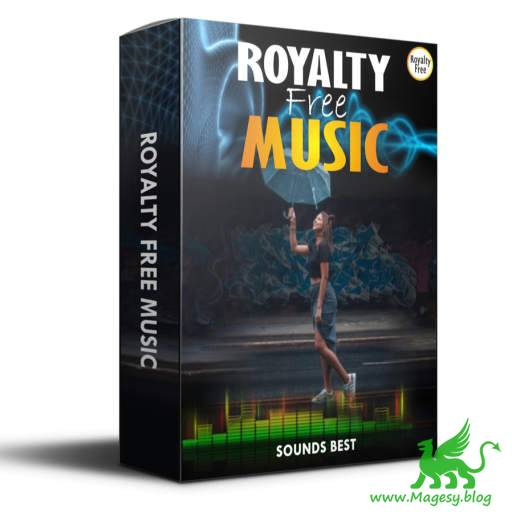 700 Royalty Free Music Tracks MP3