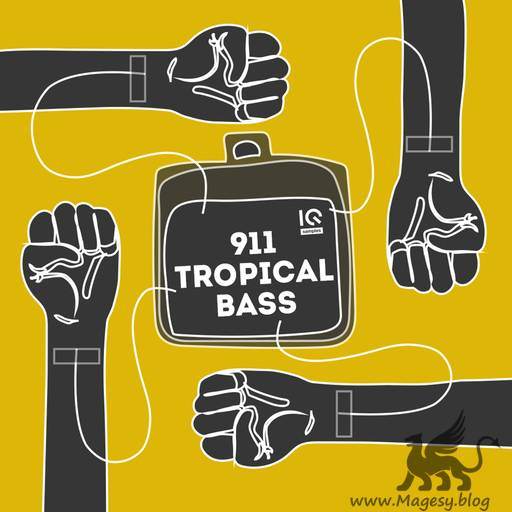 911 Tropical Bass WAV