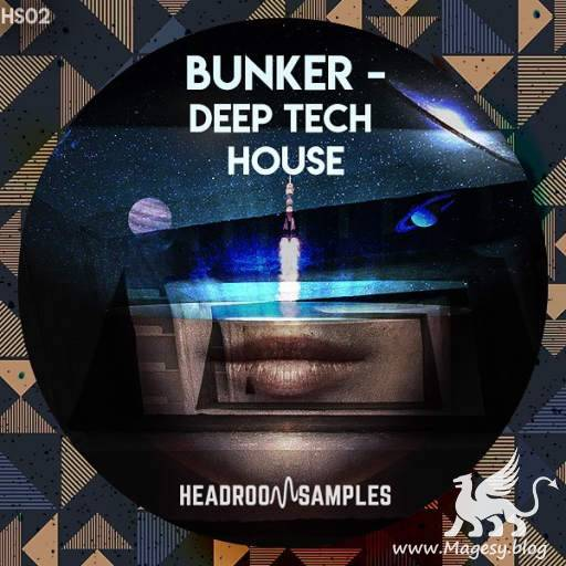 Bunker: Deep Tech House WAV MiDi