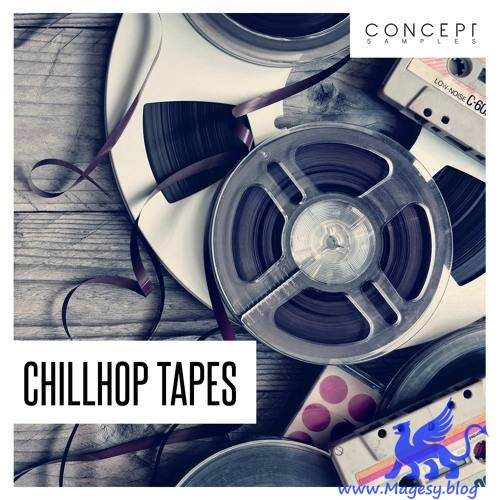 Chillhop Tapes WAV-DECiBEL