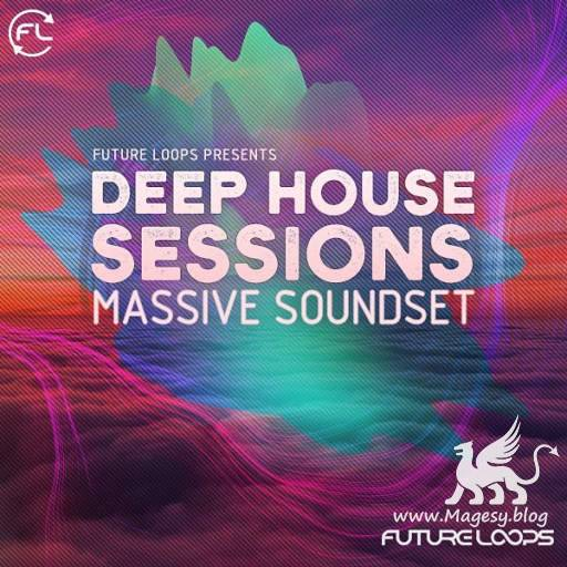Deep House Sessions for MASSiVE-DECiBEL