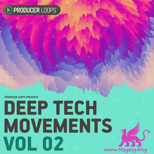 Deep Tech Movements Vol.2 MULTiFORMAT