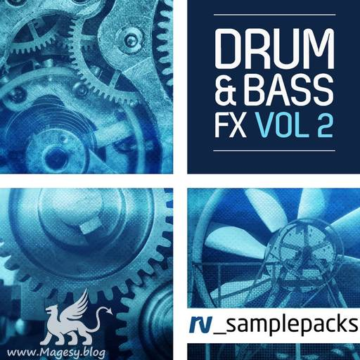 Drum and Bass Fx 2 MULTiFORMAT
