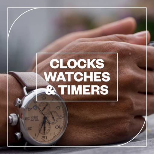 FX Clocks, Watches And Timers SAMPLES