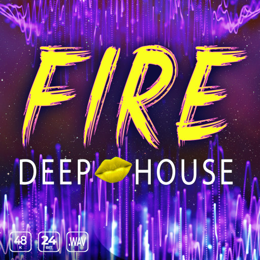 Fire Deep House WAV-FLARE