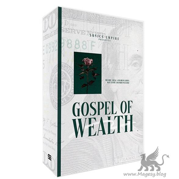 Gospel Of Wealth WAV MiDi-DiSCOVER