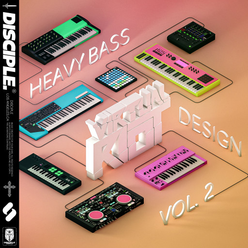 Heavy Bass Design Vol.2 SAMPLES WAV