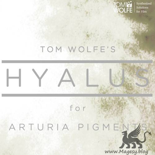 Hyalus for PiGMENTS-DECiBEL